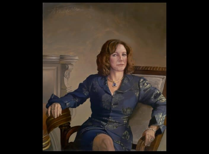 Adrian Martinez Portrait of Glenda B